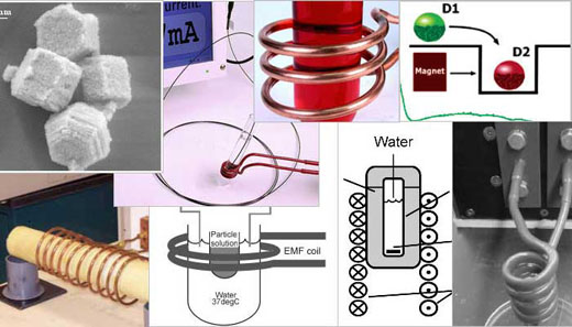 産業別適用事例:ナノテクノロジー