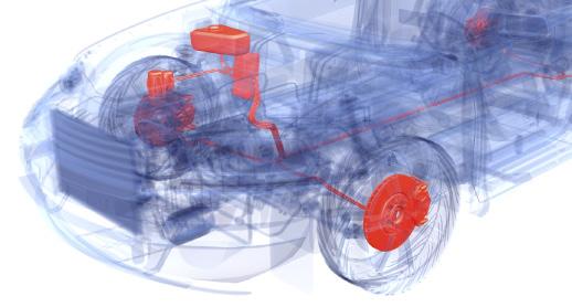 産業別適用事例:ブレーキローター
