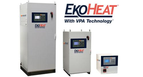 高周波誘導加熱電源:EKOHEATシリーズ