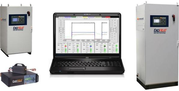 誘導加熱ソフトウェア:eVIEW