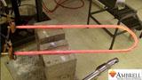 ステンレススチール管の焼鈍(アニール)