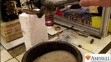 チタン製ナットの加熱処理